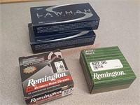 380 Auto ammo ammunition - full boxes - Lawman,