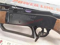 Daisy Power Line 880 pellet BB air rifle in box