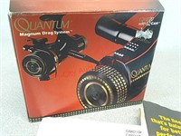 Quantum QMD20 fishing reel - used in box