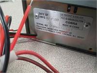Cobra nightwatch 25 WX NW St CB radio – used in