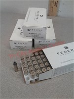 200 rds Federal 38 Special + P semi wadcutter