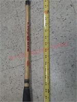 Berkeley big game fishing pole w/ocean city reel,