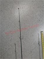 4 fishing poles