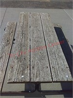 6 ft Picnic table