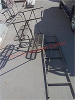 > two man ladder tree stand