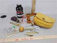 Black powder 32 Caliber muzzleloading supplies