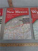 3 state maps