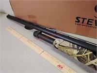 Stevens model 320 12 gauge field sport shotgun