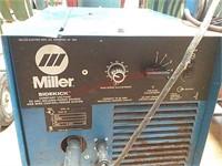 Miller 120 v mig welder, turns on, feeds wire