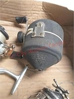 Fishing reels, zebco, others