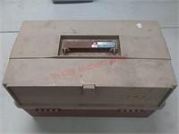 Plano tackle box & contents