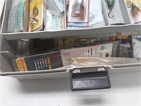 Tackle box w/contents