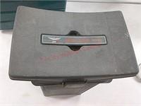 Fenwick sport seat tackle box