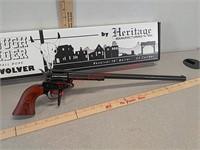 """New Heritage 16"""" barrel Rough Rider 22LR revolver"""