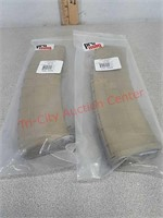 Two 42 round AR-15 / M16 223/5.56 mags magazines
