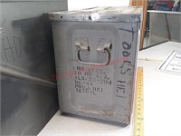 3 ammo cans