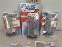 5 Sig 238 handgun magazines