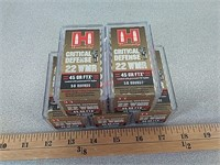 250 rds 22 mag ammo ammunition