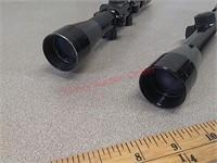 2 bushnell sportview scopes