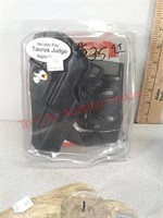 Taurus judge holster, candle holder, cleaning rods