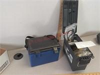 Ammo box, gun locks, waterproof box