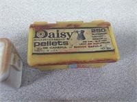 Remington & daisy air rifle shot