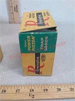 Vintage Remington power piston paper 12 gauge