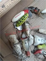 Vintage another fishing lures – jitterbug, South