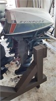 Boat motor -Evinrude Sports wind