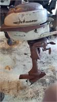 Boat Motor - Johnson Seahorse 3