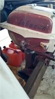 Boat Motor - Johnson 7.5hp