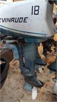boat motor - Evinrude may be stuck