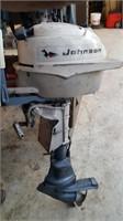Boat Motor Johnson 3
