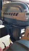 Boat Motor - Evinrude Aquasonic