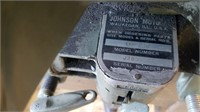 Boat motor - Johnson Super Seahorse