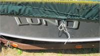 2006 -16' Lund Classic 1625 Fishing Boat & Trailer