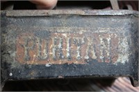 Lot of Antiques Draw Knife Burner