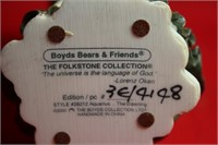 Lot of 2 Boyd Bear and Friends Figurines