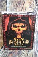 Lot of Diablo Game and Instruction Books