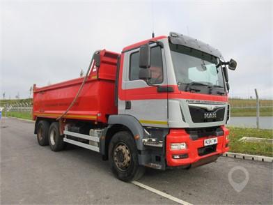 2014 MAN TGM 26.340 at TruckLocator.ie