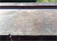 Walnut Wall Cupboard, 2 parts, top has crown mold