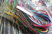 Large Lot of Jewelry Making Supplies Beads Tool