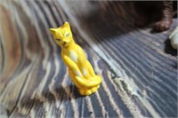 Lot of Cat Figurines Poodles
