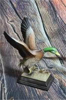 Lot of Figurines Owls Ducks