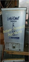 Little Chief electric smoker, works