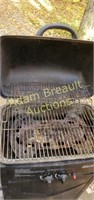Grand Gourmet propane grill and cover