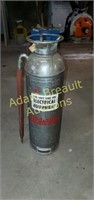 Vintage Gale fire extinguisher, #1