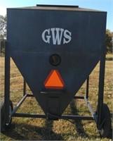 GWS 3 Ton Bulk Bin