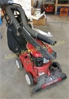 Troy-Bilt CSV 0-60 chipper shredder vacuum, great
