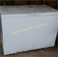 Kenmore heavy duty 14.8 cu ft chest freezer